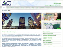 ACT Surveyors & Building Control