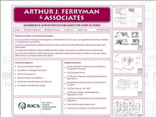 Arthur Ferryman & Associates Bushey Surveyors
