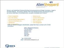 Allen Sheppard & Partners