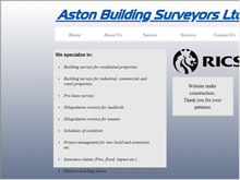Aston Building Surveyors Ltd