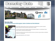 Barnsley Bate Sutton Coldfield Surveyors