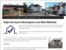 Right Surveyors West Midlands