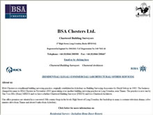 BSA Chesters