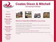 Coates Dixon Mitchell
