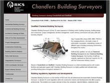Chandlers Building Surveyors Ltd Dronfield Surveyors