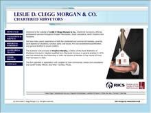 Leslie D Clegg Morgan & Co