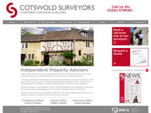 Cotswold Surveyors Gloucestershire