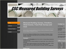 CSC Measured Building Surveys