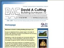 David A Cutting