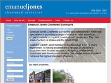 Emanuel Jones Cardiff Surveyors