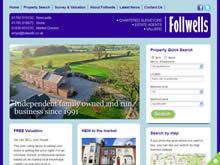 Follwells Shropshire