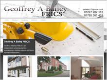 Geoffrey A Bailey