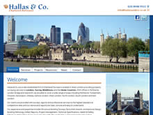 Hallas & Co Chartered Building