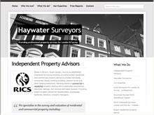 Haywater Surveyors