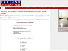Holland Alexander