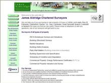 James Aldridge Surveying Suffolk