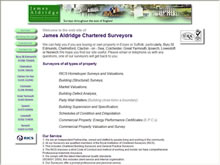 James Aldridge Surveyors