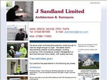 J Sandland Ltd
