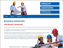 Kingsley Associates Petersfield Surveyors