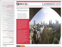 Lamberts Surveyors EC1