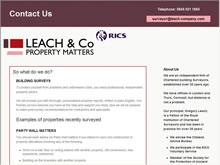 Leach & Co