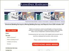 Lowther Battram Richmond Richmond Surveyors