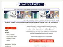 Lowther Battram Brentford Brentford Surveyors