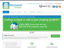 Marwood Surveyors Staffordshire