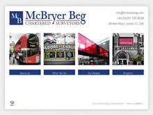 McBryer Beg & Co London E1 Surveyors