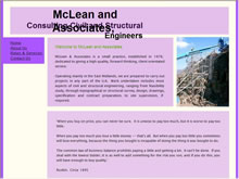 McLean & Associates Derby Surveyors