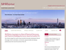 McWhirter Associates Chartered Surveyors