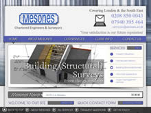 Mesones Chartered Surveyors London SE9 Surveyors