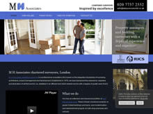 M H Associates London SE24 Surveyors