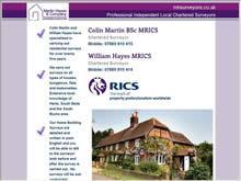 Colin Martin Surveyors Ltd
