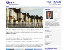 Philip Moses Chartered Surveyors