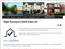 Right Surveyors North East Ltd