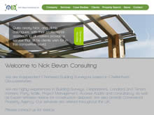 Nick Bevan Consulting Ltd
