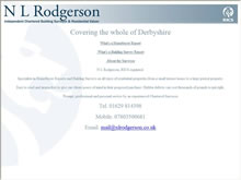 N L Rodgerson Bakewell Surveyors