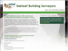 Oakleaf Building Surveyors