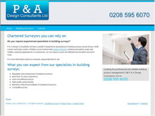 P & A Design Consultants Ltd