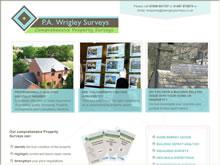 P A  Wrigley Surveys Ltd