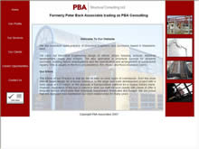 PBA Structural Consulting Ltd