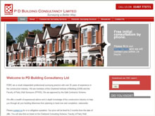 P D Building Consultancy Ltd