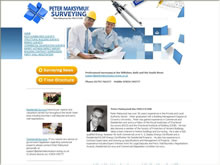 Peter Maksymuk Surveying Ltd