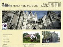 Priory Heritage Bedfordshire