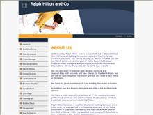 Ralph Hilton & Co Southport Surveyors