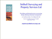 Solihull Surveying Services