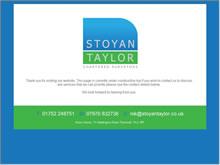Stoyan Taylor Surveyors