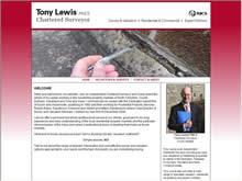 Tony Lewis Chartered Surveyor
