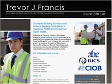 Trevor J  Francis Surveying